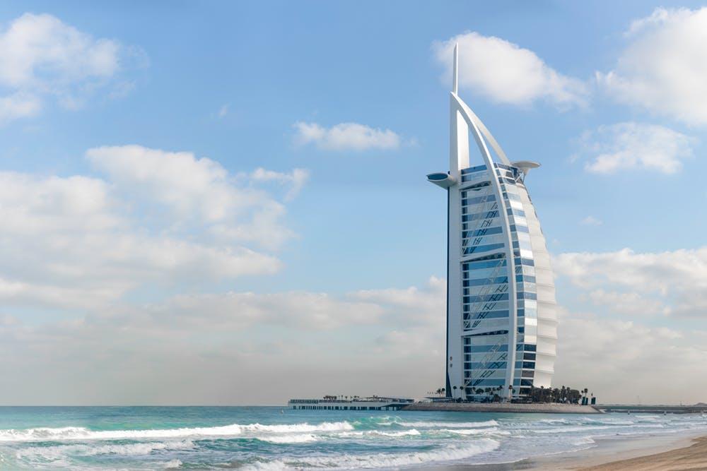 2019年迪拜接待1670万外国游客