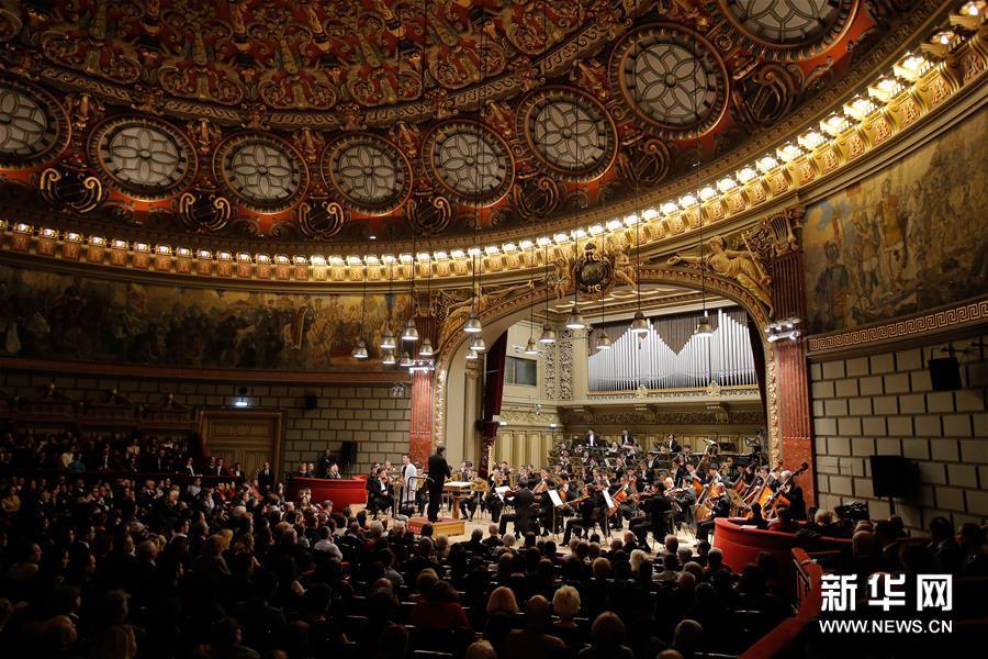 中罗同庆中国年——记中国爱乐乐团布加勒斯特新春音乐会