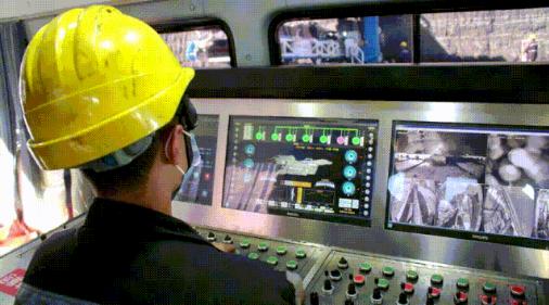 导航技术助力煤矿智能掘进新提升