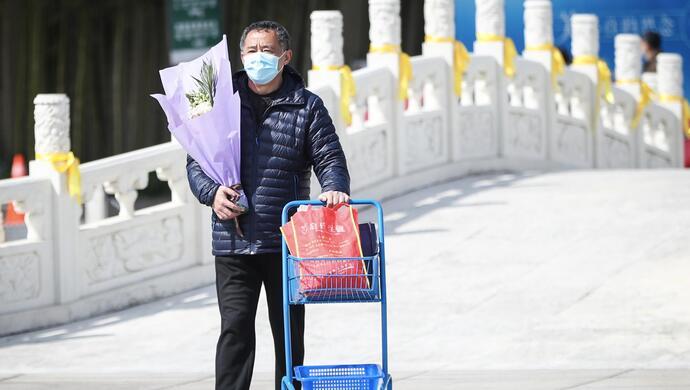 明天正冬至祭扫人多吗?上海提供网络预约名额超78万人,已预约近三分之一图片