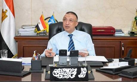 埃及亚历山大省省长确诊感染新冠病毒