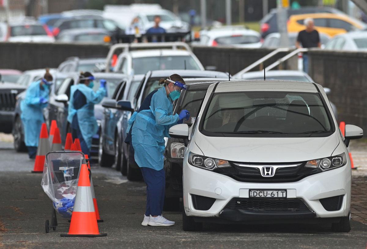 澳大利亚报告2例从英国入境的新冠病毒新变种病例