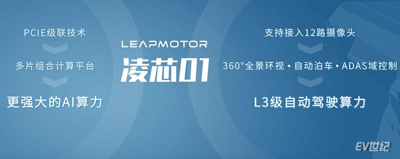 三联屏+600km续航 零跑C11将于12月28日开启预售