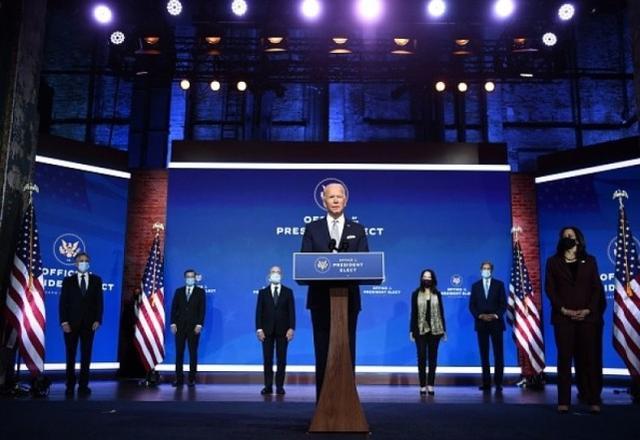 拜登提名官员近6成来自奥巴马政府