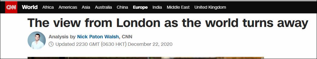 """""""到了现在,英国政府还是不知道自己在做什么"""""""