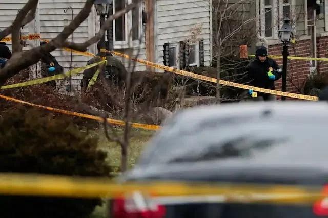 美国俄亥俄州一黑人男子被警察枪杀 已是本月第二起