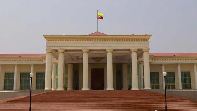 缅甸总统府8名工作人员确诊新冠肺炎