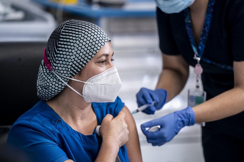 墨西哥、智利等拉美多国开启新冠疫苗接种工作