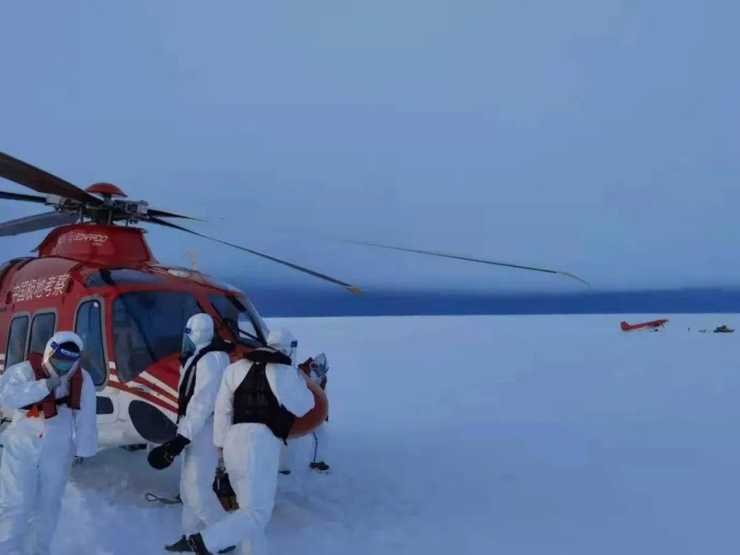 在南极,中、美共同帮了澳大利亚一把