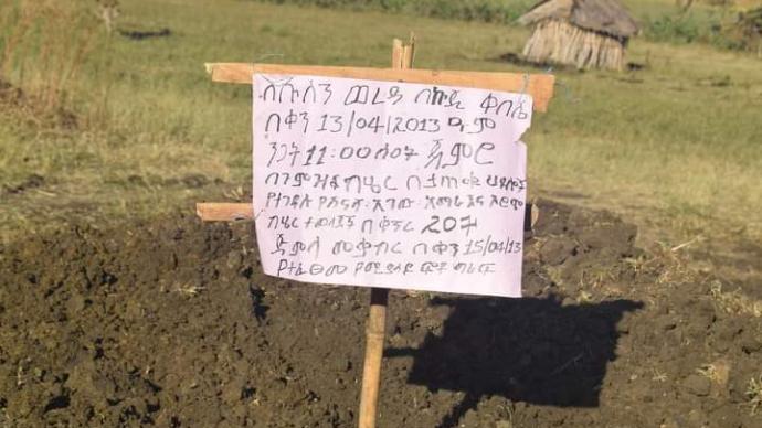 埃塞俄比亚枪手袭击平民事件遇害者人数升至207人