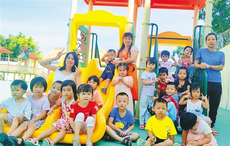 发挥教师教育特色优势 服务引领海南学前教育图片