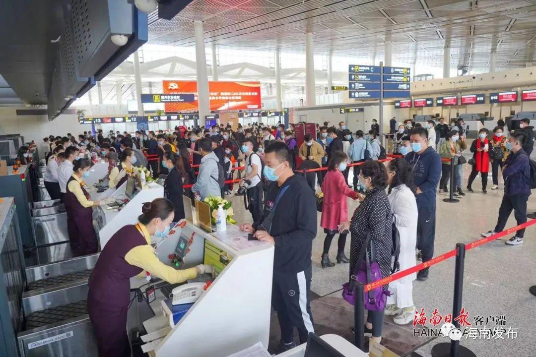 12月31日起,海口美兰机场二期投入运营图片