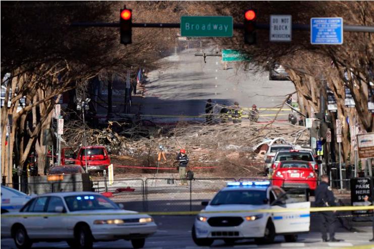 美国圣诞日爆炸案嫌疑人被锁定 曾持有爆炸物执照