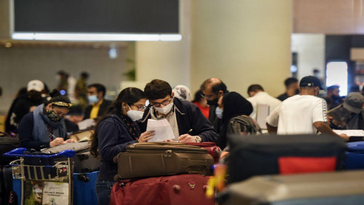 印度发现6例自英国输入的变异新冠病毒确诊病例
