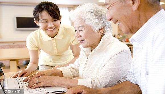 """老龄产业这轮""""朝阳""""升起,就业"""
