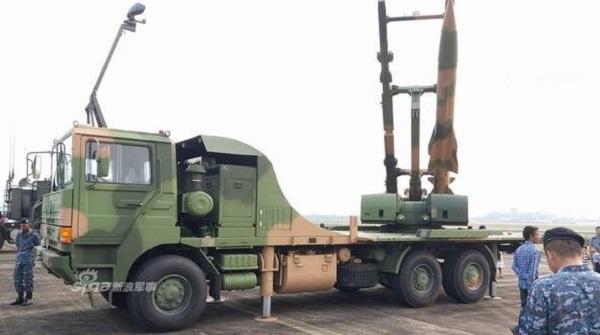 泰国皇家空军展示中国KS-1CM防空导弹 未来或将引进更先进型号