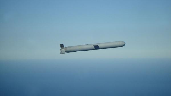 美军战斧Block IV导弹,新型Block V预计2023年形成初始战斗力