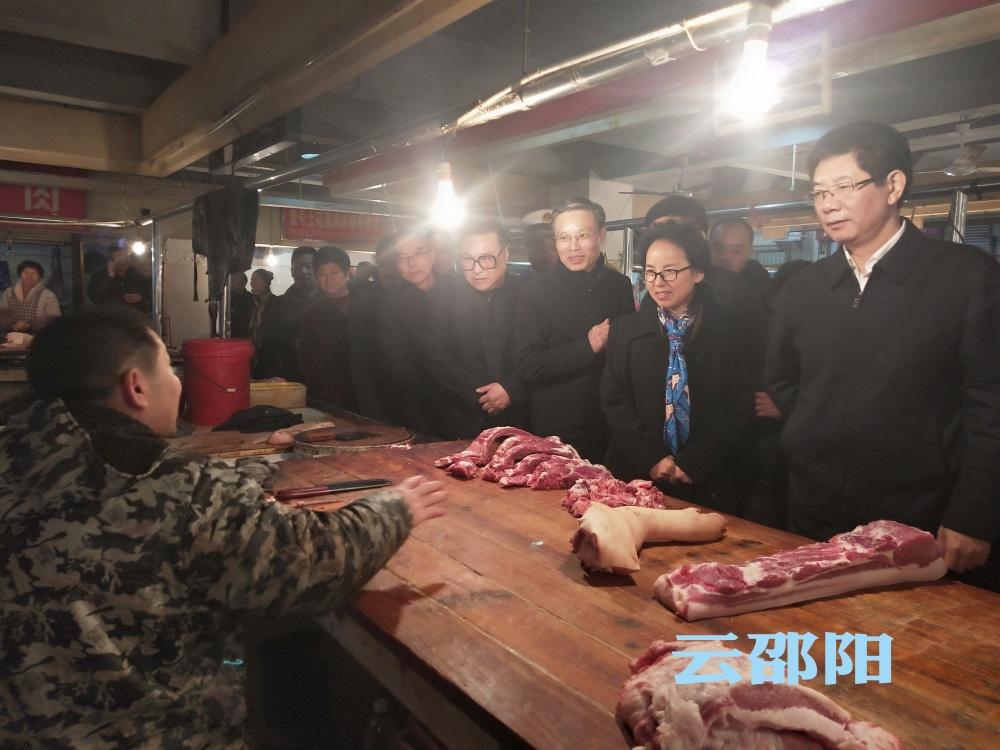 """刘事青检查食品安全工作:落实""""四个最严""""  确保群众""""舌尖上的安全"""""""