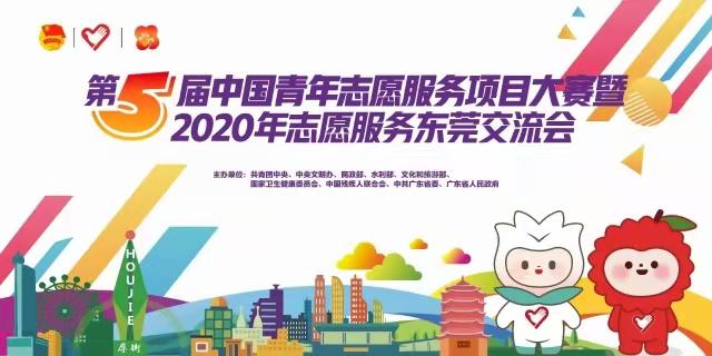【新大新闻】我校研究生在第五届中国青年志愿服务项目大赛取得佳绩图片