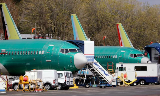 波音称年中复产737MAX 飞行员:对波音已经失去信任