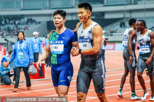 """奥运军团巡礼 中国田径:""""亚洲速度""""的头衔,不会让给日本"""