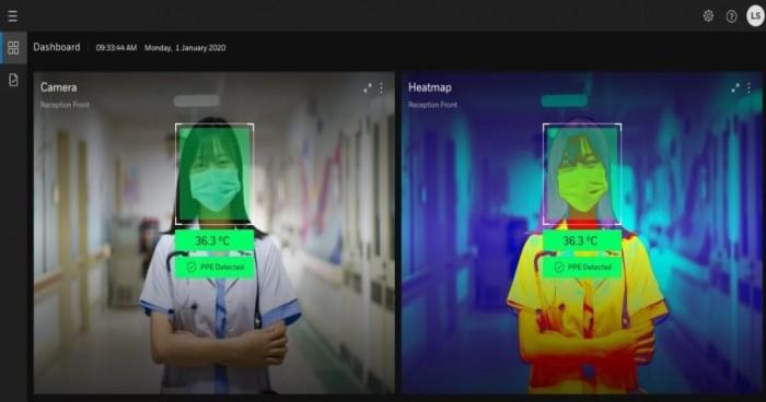 [图]微软研究院新成果:用手机相机远程测量心肺生命体征