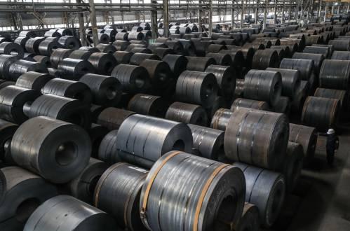 英媒:中企收购英国钢铁贸易巨头