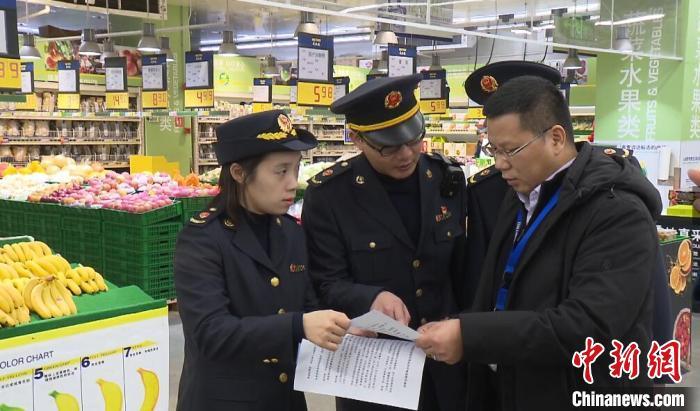 上海市场监管部门全面检查防疫用