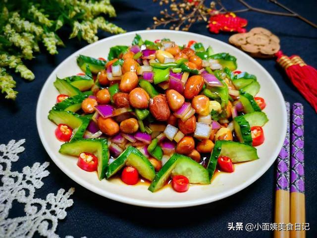 除夕年夜饭,6道家常菜,简单喜庆,有荤有素花样多,味道倍儿棒