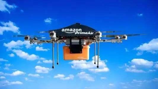 无接触配送大趋势为什么都带不动亚马逊无人机?
