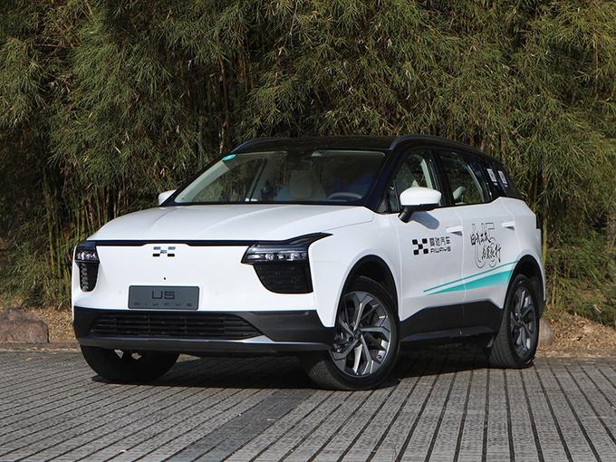 将于3月3日瑞士首发 爱驰U6 ion全新纯电概念车