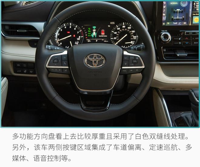 TNGA平台新生 丰田全新汉兰达能否延续爆款?
