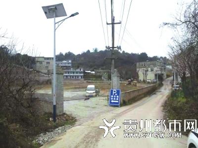 宝福山陵园周边新增两个停车场