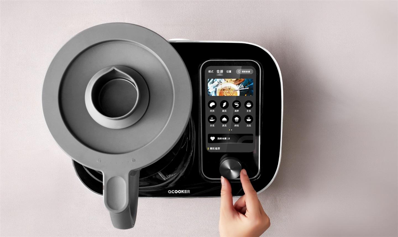 小米有品众筹全自动料理锅:1 锅 21 用,仅需放入食材