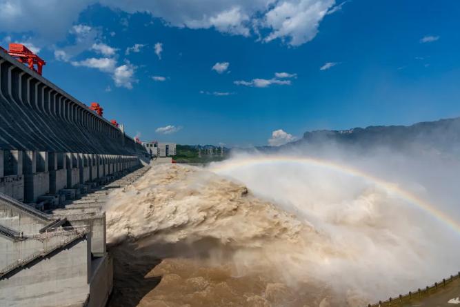 超级能源工程屡破世界纪录!国之重器彰显中国力量!