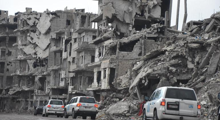 联合国专家:美国须解除单边制裁 允许叙利亚重建