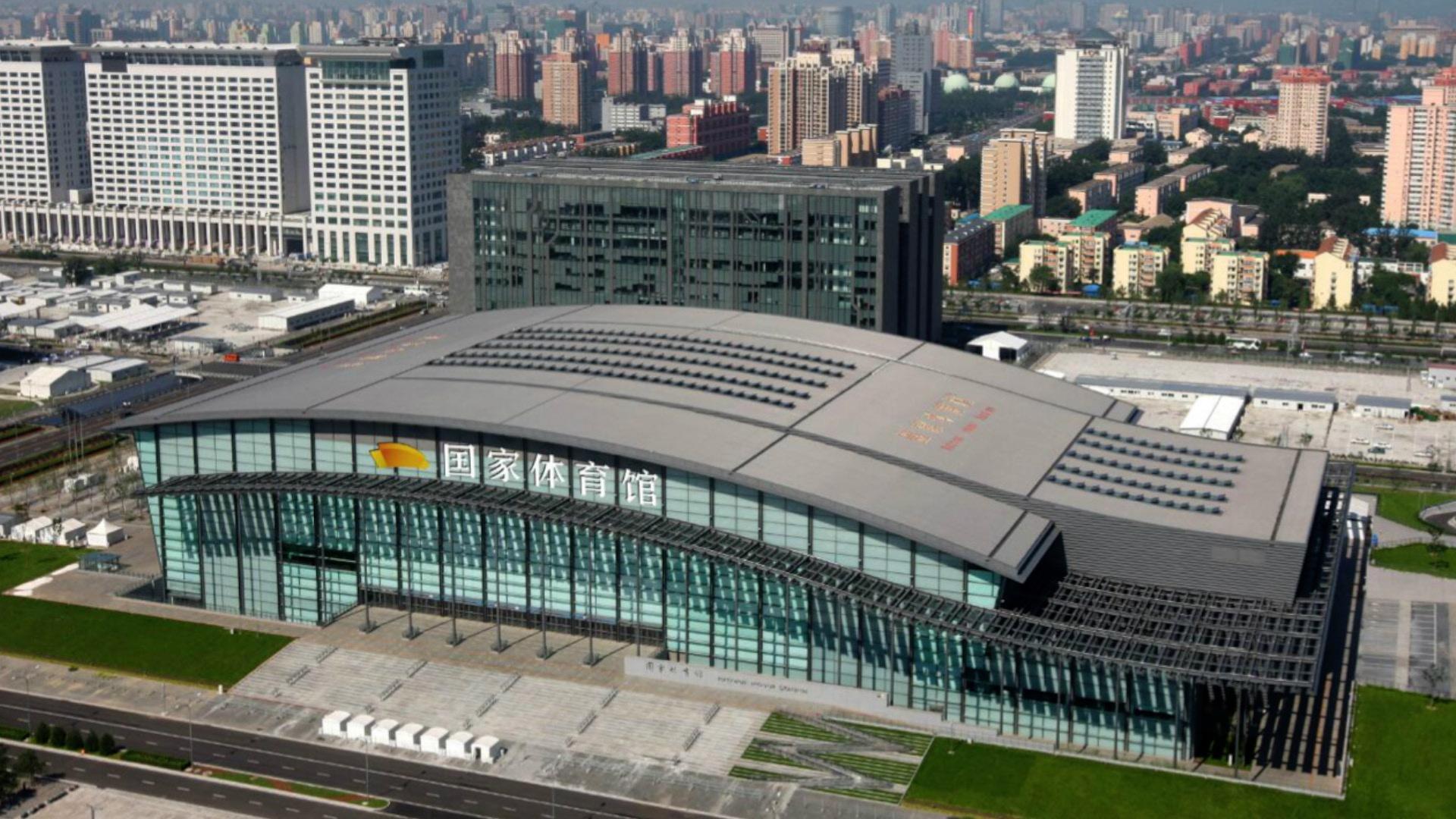 """北京冬奥会进阶""""场馆化""""所有竞赛场馆实现一线办公图片"""