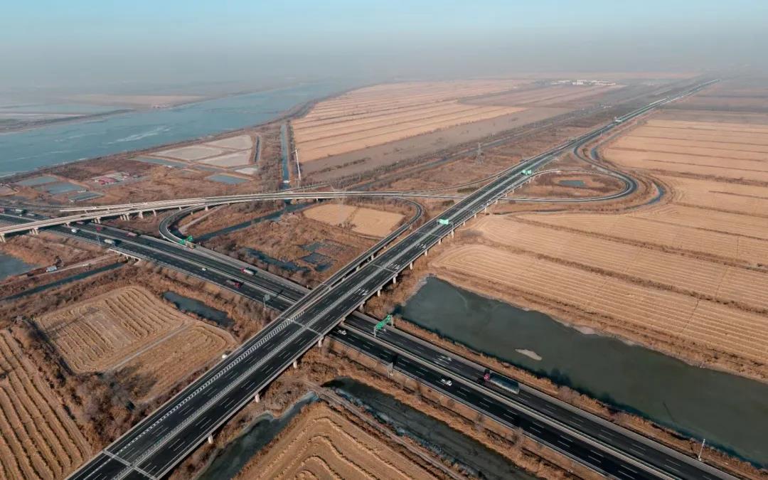 [天津]塘承高速(津汉高速-长深高速)段顺利开通运营(图)