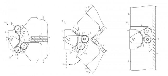 《【杏耀在线登录注册】苹果新专利申请:折叠iPhone或可同时向内、向外折叠》
