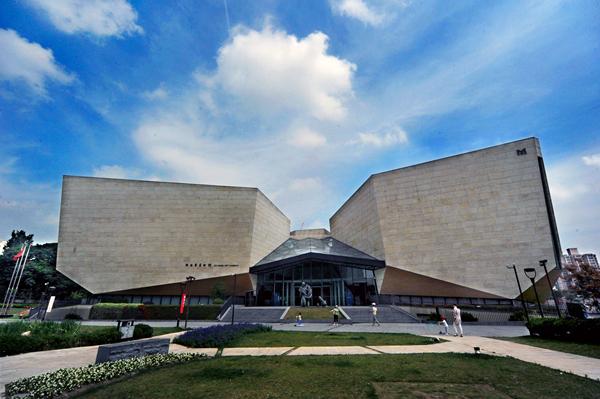 刘海粟美术馆决定自除夕起暂停对社会开放