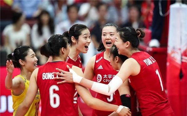 """""""排""""除万难!中国女排已吹响进军东京奥运会的号角"""