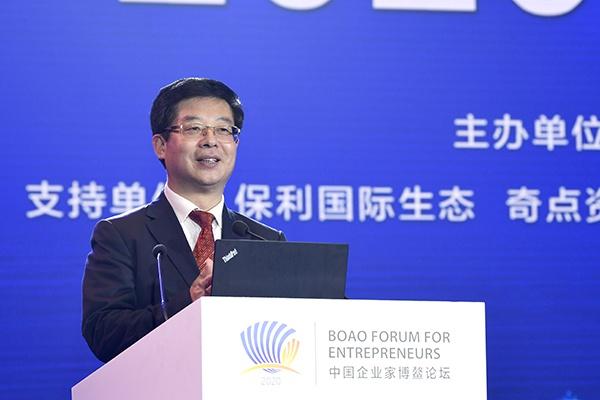 宫喜祥:为资本市场提供高质量信息服务需把握三个关键