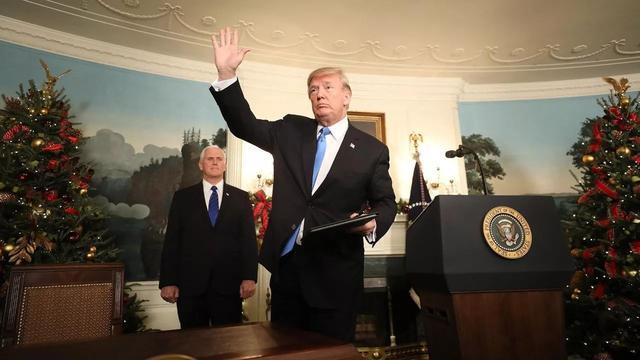 是世纪协议还是炸药包?美国在中东又不安分,特朗普恐又要惹祸