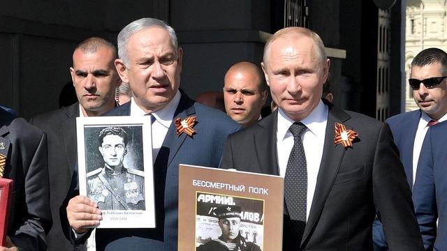 美国不断搅局中东之际,普京将到访以色列,恐还会收获大惊喜