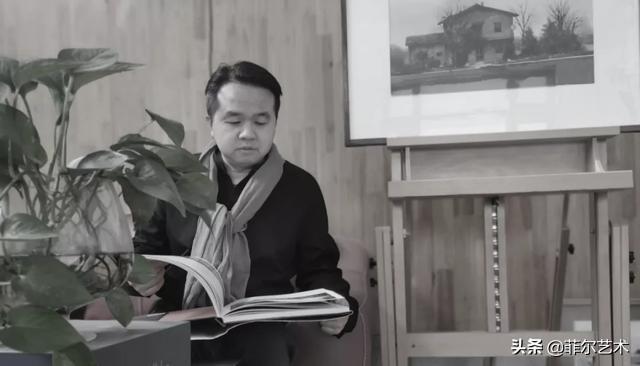 湖北美术学院副教授李宁水彩画作品欣赏