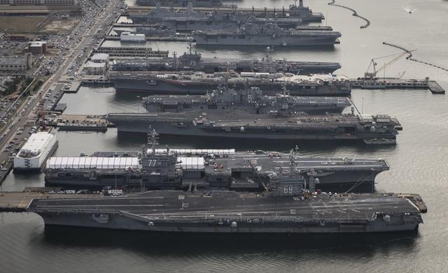 效果立竿见影,发生多起撞船事故后,美海军组织基层官兵学习