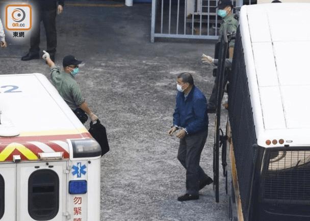 黎智英收押后案件总裁判官接到恐吓电话 警方已介入图片