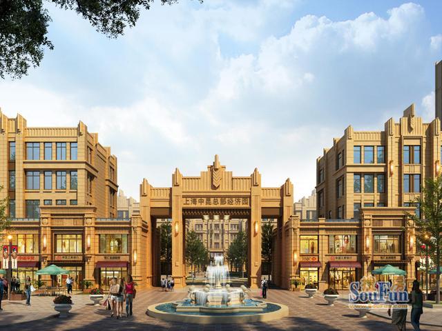 上海中昆总部经济园怎么样 上海中昆总部经济园地址