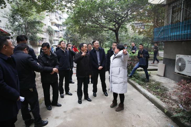 教育部副部长郑富芝一行到校调研 参加基层党支部活动