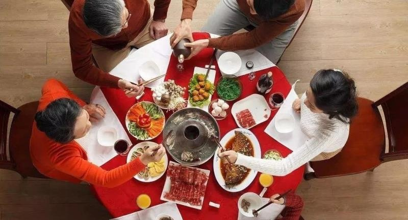 春节也要做好食源性疾病的预防